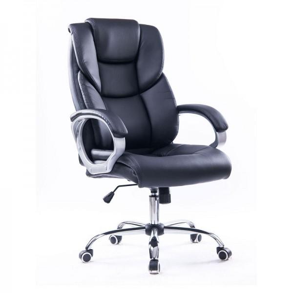 Πολυθρονα Γραφειου - VRS 500-013 Καρέκλα Γραφείου Lili Μαύρο Καθίσματα Διευθυντικά