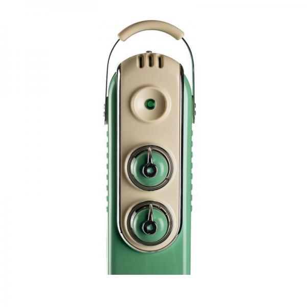 Ariete 78562 Καλοριφέρ Λαδιού Vintage Green