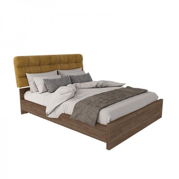 ALN 11601902 Κρεβάτι Φαίδρα 107Χ215Χ171 (160Χ200) Κρεβάτια-Υποστρώματα-Κεφαλάρια