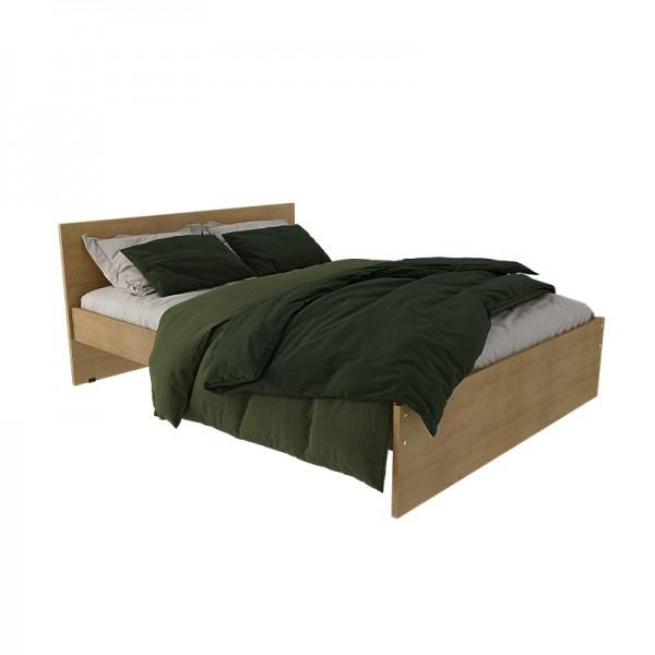 ALN 11541501 Κρεβάτι Ίσιο Υ82Χ197Χ150 (140χ190) Κρεβάτια-Υποστρώματα-Κεφαλάρια