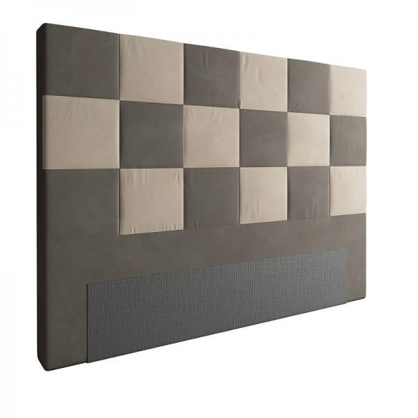 ALN 25571723 Κεφαλάρι Σκάκι 125Χ170Χ14 (160Χ200) Κρεβάτια-Υποστρώματα-Κεφαλάρια