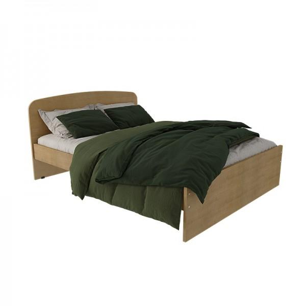 ALN 11541703 Κρεβάτι Οβάλ Υ82Χ207Χ170 (160χ200) Κρεβάτια-Υποστρώματα-Κεφαλάρια
