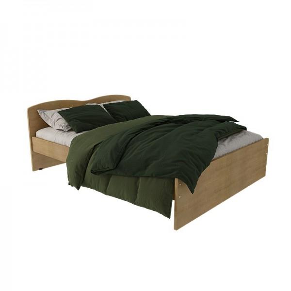 ALN 11541602 Κρεβάτι Κύμα Υ82Χ207Χ160 (150χ200) Κρεβάτια-Υποστρώματα-Κεφαλάρια
