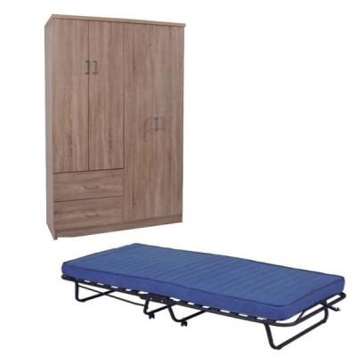 Βοηθητικά κρεβάτια-Ντουλάπες-Ερμάρια