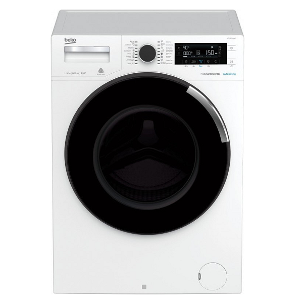 BEKO Πλυντήριο Ρούχων WTE12744XWD 12kg