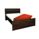 ALN 11641201 Κρεβάτι Ίριδα Υ90Χ197Χ120 (110χ190) Κρεβάτια-Υποστρώματα-Κεφαλάρια