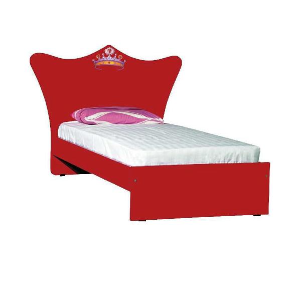 Παιδικα Επιπλα - ALN 11541007 Κρεβάτι Κορώνα 112Χ197Χ135 Παιδικά Επιπλα