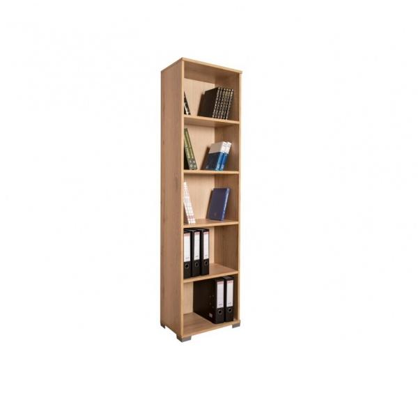Βιβλιοθηκη - ALN 11110450 Βιβλιοθήκη 188Χ45Χ36 Μπουφέδες-Βιβλιοθήκες-Ραφιέρες-Βιτρίνες