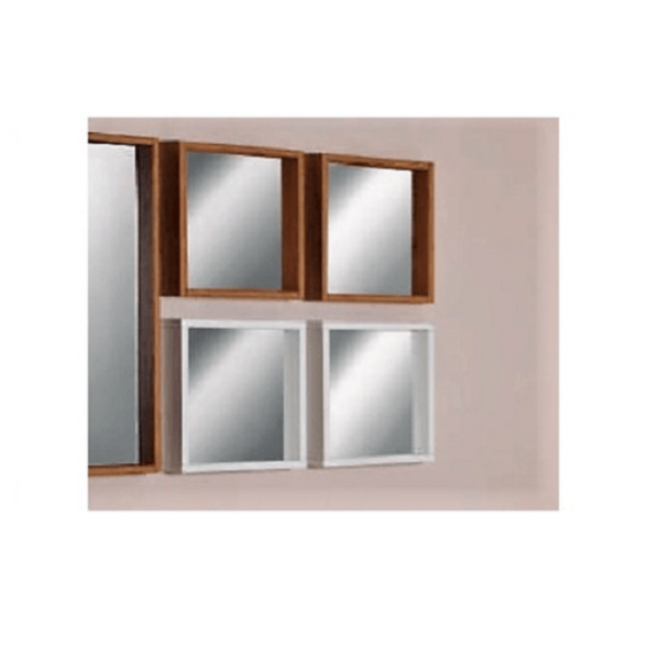 Καθρεπτης- ALN 11590352 Καθρέπτης 35Χ35 Παπουτσοθήκες-Καλόγεροι-Κρεμάστρες-Καθρέπτες