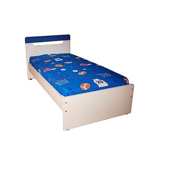Παιδικα Επιπλα - ALN 11641905 Κρεβάτι Ερμιόνη Υ91Χ207Χ190 (180χ200) Κρεβάτια-Υποστρώματα-Κεφαλάρια