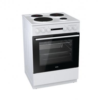 Korting Ελεύθερη κουζίνα Λευκή KE 6141 WM