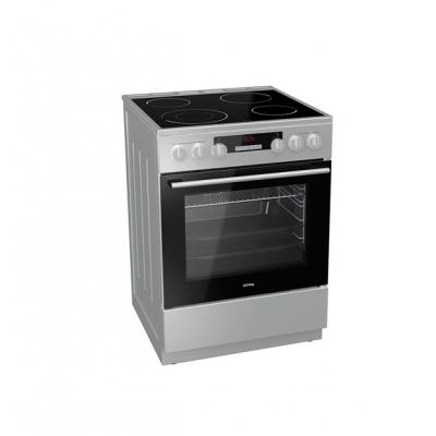 Korting Ελεύθερη κουζίνα INOX Κεραμική KEC 6352 IPC