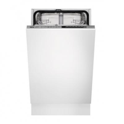 Aeg FSE 62400 P Εντοιχιζόμενο πλυντήριο πιάτων 45 cm