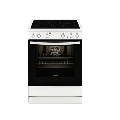 Zanussi Ελεύθερη κουζίνα Κεραμική ZCV65030WA