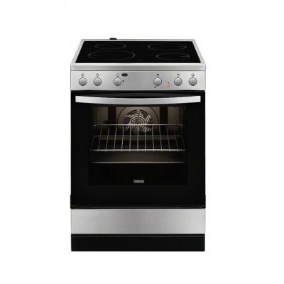 Zanussi Ελεύθερη κουζίνα Κεραμική ZCV65020XA