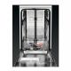 Aeg FSE 62400 P Εντοιχιζόμενο πλυντήριο πιάτων 45 cm Πλυντήρια Πιάτων