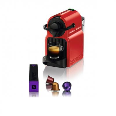 Krups XN1005 Μηχανή Espresso Inissia Ruby Red