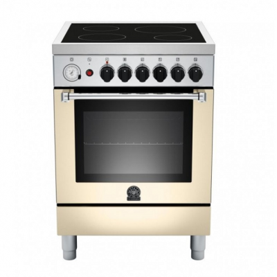 La Germania AM6 0V 61 C CR Ελεύθερη Κουζίνα Κεραμική