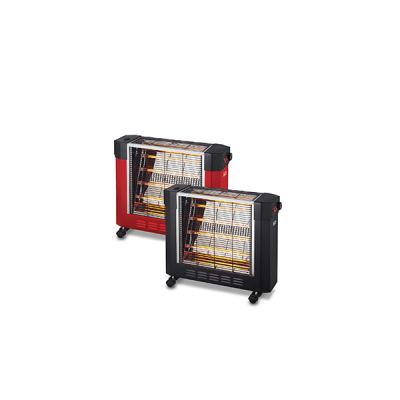 IQ HT-1477 Θερμάστρα Quartz Κόκκινη