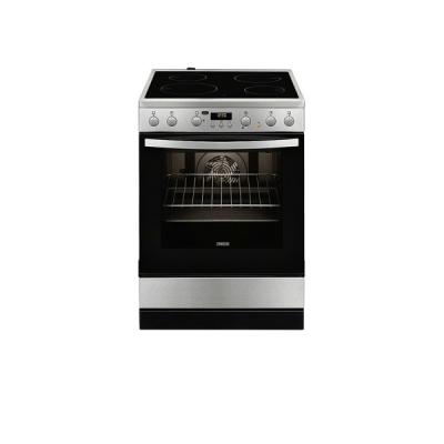 Zanussi Ελεύθερη κουζίνα Κεραμική ZCV65320XA