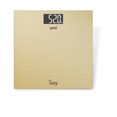 Izzy 3031 Ζυγαριά μπάνιου Gold - 223037