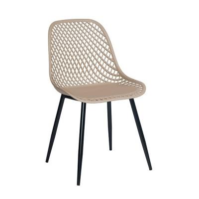 VRS Καρέκλα Lida Μόκα 900-231