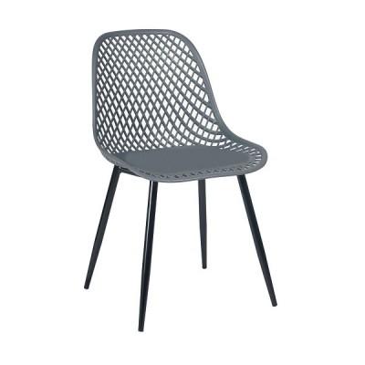 VRS Καρέκλα Lida Γκρί 900-232