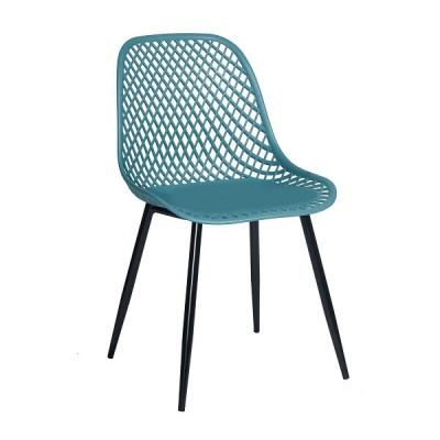 VRS Καρέκλα Lida Πετρόλ 900-234