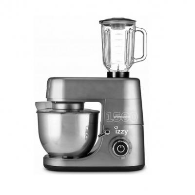 Izzy Κουζινομηχανή Grey Pro 1500W