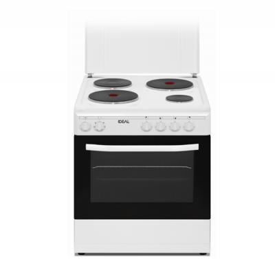 Ideal Ελεύθερη Εμαγιέ Κουζίνα IDCM 6060 ENW