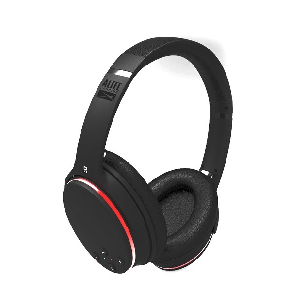 ALTEC Ακουστικά AL-CAQN01-BK Bluetooth Ακουστικά Κεφαλής