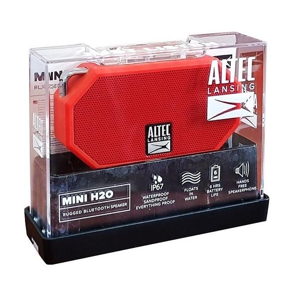 Altec AL-IMW257-RD Φορητό Ηχείο