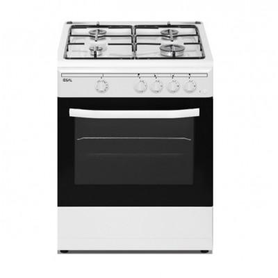 Ideal Ελεύθερη Κουζίνα Αερίου IDCG6400W