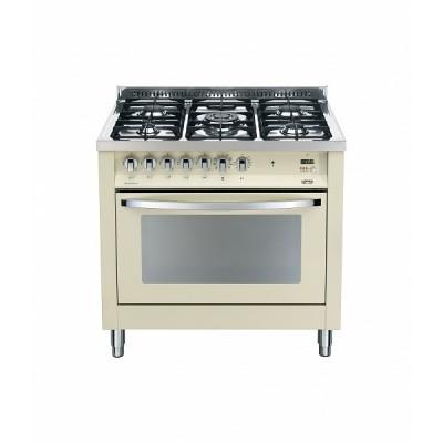 Lofra P BI G96 MFT/C Ελεύθερη Κουζίνα Αερίου με Ηλ.Φούρνο
