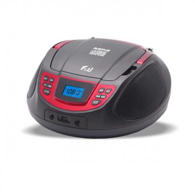 F&U RCD9039MU Φορητό Ραδιο-CD με USB/MP3