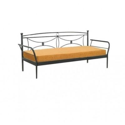 Metal Καναπές Κρεβάτι Νο41 80Χ190