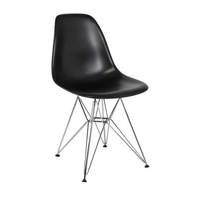 VRS Καρέκλα Anita Μαύρο 300-137