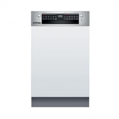 Pitsos DIS60I00 Εντοιχιζόμενο πλυντήριο πιάτων 45 cm
