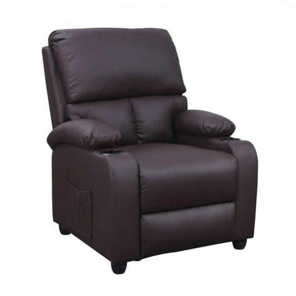 Πολυθρονα - ZGR Πολυθρόνα Massage Sunday Καφέ 15.0008 Πολυθρόνες Relax