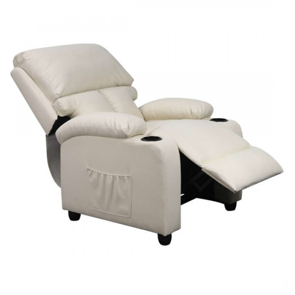 Πολυθρονα - ZGR Πολυθρόνα Massage Sunday Κρέμ 15.0009 Πολυθρόνες Relax