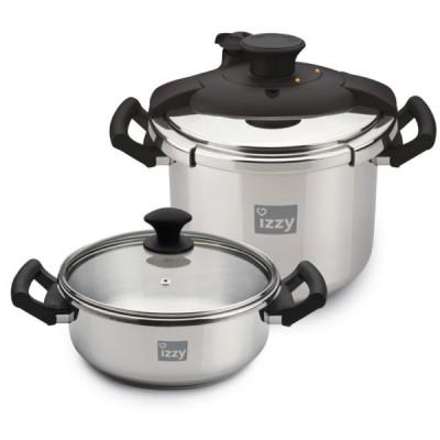 Izzy Multi Set 8Lt+4Lt, Cookware  213106