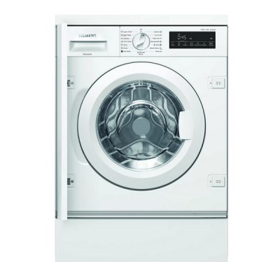 Siemens Πλυντήριο Ρούχων πλήρως εντοιχιζόμενο WI14W541EU 8kg