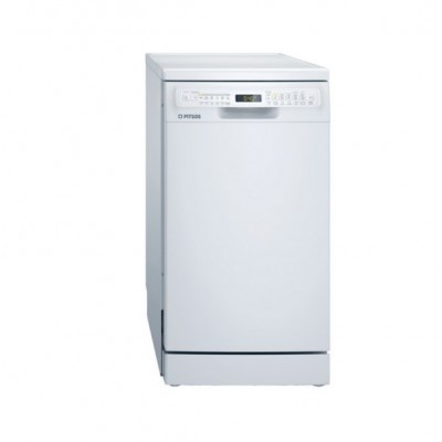 Pitsos DSS60W00 Ελεύθερο πλυντήριο πιάτων 45cm
