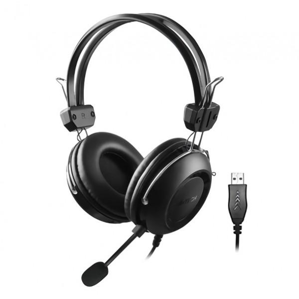 A4TECH HU-35 USB Ακουστικά Ακουστικά Κεφαλής