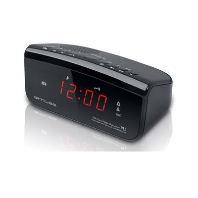 Muse M-12CR Ραδιο-Ρολόι Ψηφιακό