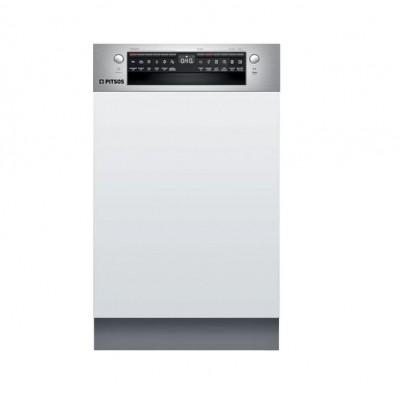 Pitsos DIS61I00 Εντοιχιζόμενο πλυντήριο πιάτων 45 cm