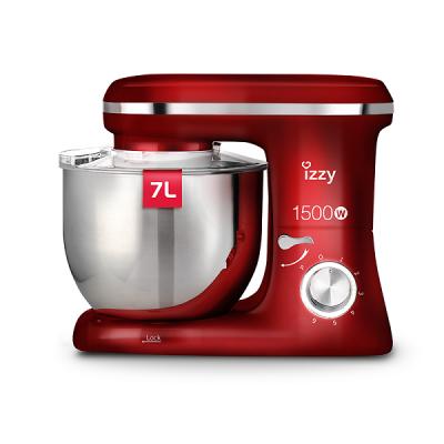 Izzy Κουζινομηχανή Spicy Red IZ-1500