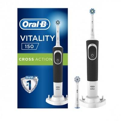Oral-B Vitality 150 Cross Action Black