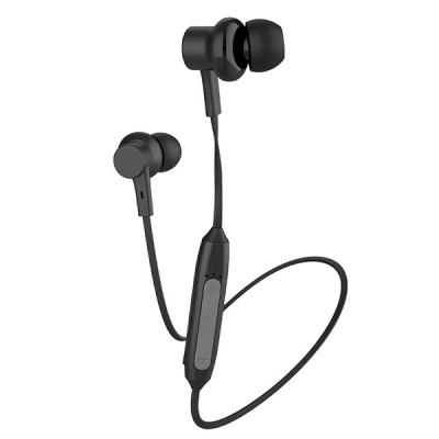 CELEBRAT bluetooth earphones A20 με μαγνήτη 10mm BT 5.0 μαύρα
