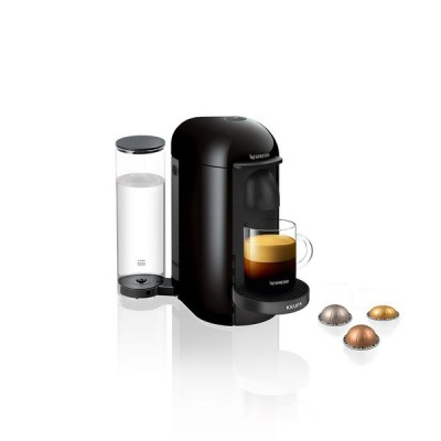 Krups Nespresso Vertuo Plus Μαύρη XN9038S